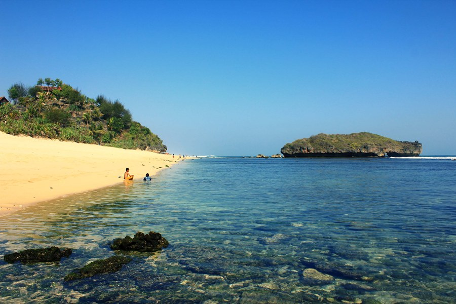 wisata pantai di jogja