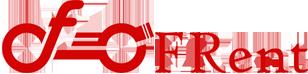 Logo rental motor Jogja (FRent Jogja)